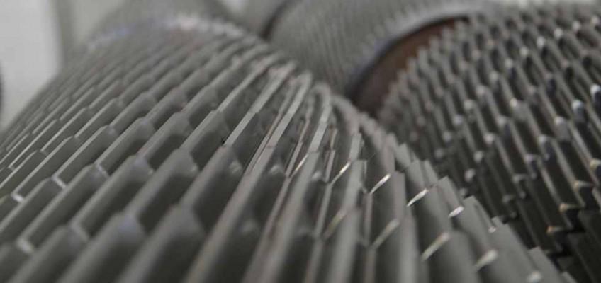 Cementazione e tempra di acciaio