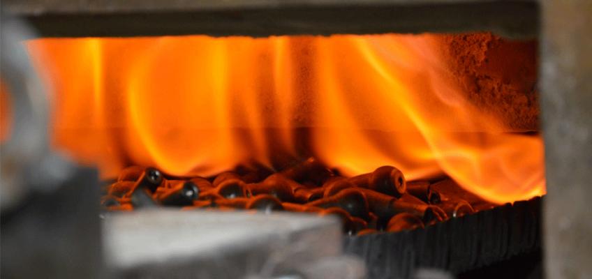 Bonifica di acciai al carbonio